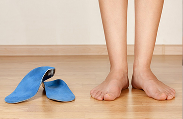 Foot Orthotics Cheltenham at Skelian